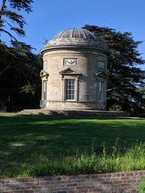 Rotunda Croome Park England MP   X