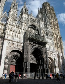 Rouen Cathedral France