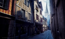 Rouen  Photo by Sean Archer xpost from rFrancePics