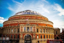 Royal Albert Hall London Architects Henry Young Darracott Scott Francis Fowke Architectural style Italianate architecture