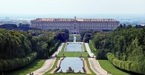 Royal Palace of Caserta the largest Royal residence in the world Italy Designed by Luigi Vanvitelli