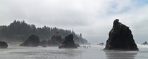 Ruby Beach Olympic National Park WA