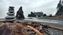 Ruby Beach Washington USA