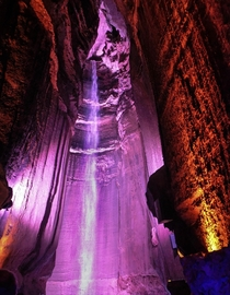 Ruby Falls - Chattanooga Tennessee