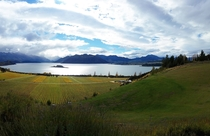 Ruby Island Lake Wanaka New Zealand