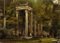 Ruins at Virginia Water Windsor