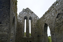 Ruins of Corcomroe Abbey Ireland