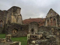Ruins of the Valle Crucis Abbey in North Wales  by Rob Lloyd