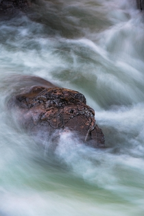 Rushing Waters in the Missouri Ozarks