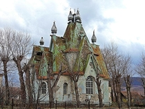 Russian-Armenian haunted house Photo by David Rich