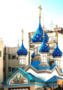 Russian Orthodox Cathedral of the Most Holy Trinity in Buenos Aires
