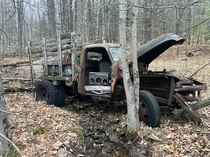 Rusting away in the Adirondacks off the beaten path