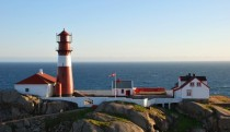 Ryvingen Lighthouse Norway