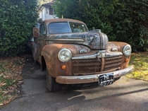 s Ford Pickup Truck Berkshire United Kingdom Anyone know what model this is