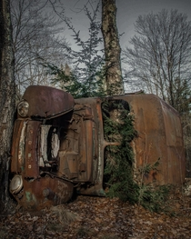 s Ford Rotting Away