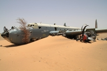 SAAF  Pelican  crashed in the Sahara in  taken by Alexei Shevelev