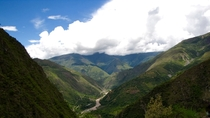 Sacred Valley of the Incas  OC