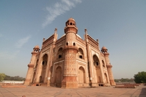 Safdarjungs Tomb New Delhi India Photo by aavee
