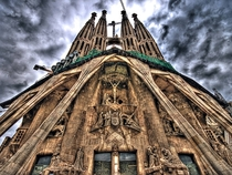 Sagrada Familia in Barcelona Designed by Antoni Gaudi construction began in It isnt scheduled to be completed until   years after Gaudi died
