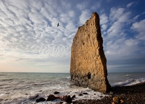 Sail Rock guards the beaches of the Gelendzhik Bay in Krasnodar Krai Russia  Anna Kostenko