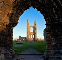 Saint Andrews Cathedral Scotland