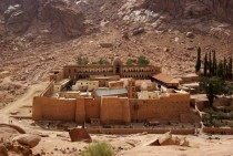 Saint Catherines Monastery Sinai Egypt