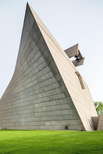 Saint Francis de Sales Church in Norton Shore MI  Marcel Breuer