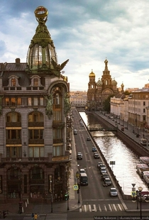Saint-Petersburg Russia