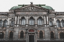 Saint Petersburg Stieglitz State Academy of Art and Design  Constructed between  and  the building is an example of the Neo-Renaissance style