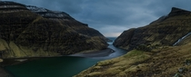Saksun Faroe Island Moments after this photo was taken the rain started pouring down Worth it