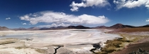 Salar de Tara from Chilean Desert during my vacations