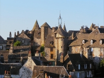Salers Cantal France