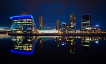 Salford Quays Manchester - Dave Holder