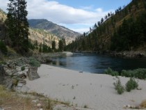 Salmon River - Gospel Hump Wilderness  OC