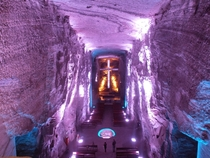 Salt Cathedral - Zipaquir Colombia