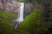 Salt Creek Falls just outside Oakridge Oregon x