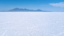 Salt Flats UT USA
