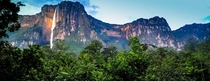 Salto ngel Venezuela Worlds tallest waterfall