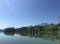 Salzburg is absolutely beautiful