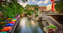San Antonio Riverwalk Texas United States
