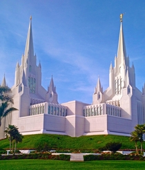 San Diego California Temple - San Diego California USA