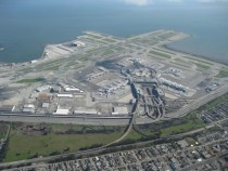 San Francisco International Airport and US- Interchange