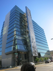 San Francisco Public Utilities Commission HQ SFPUC KMD Architects with Stevens amp Associates