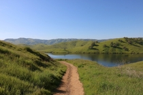 San Luis Reservoir California OC