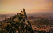 San Marino a republic near northern Italy  photo by Love Selivanov