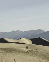 Sand Dunes Death Valley - CA USA  Igankit_biradar