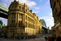 Sandhill Newcastle upon Tyne city centre -