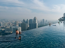 Sands SkyPark Marina Bay Sands Singapore