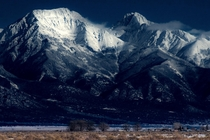 Sangre de Cristo Mountains in Colorado ryanwrightphoto