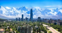 Santiago Chile Tale of Two Seasons